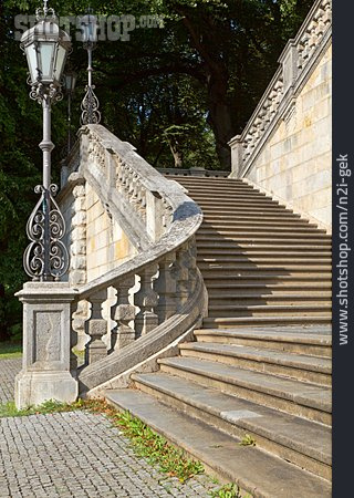Stone Stairs, Outdoor Staircase