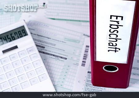 Tax, Tax Form, Inheritance, Inheritance Tax
