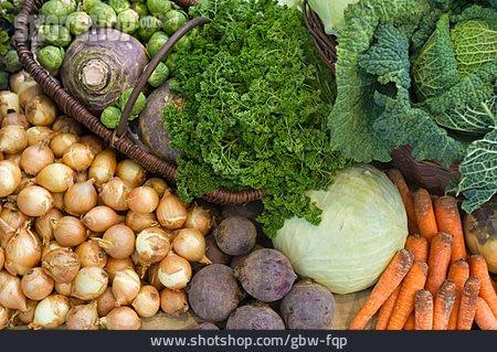 Vegetable, Basket, Vegetable Harvest