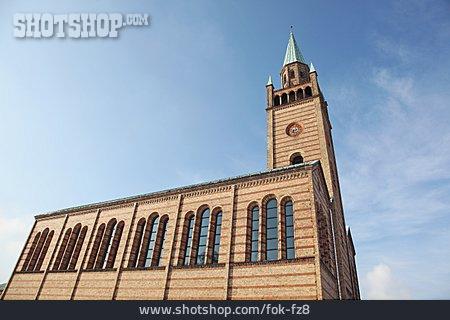 Church, Berlin, St. Matthew Church