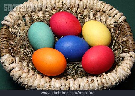 Easter Egg, Easter Nest, Easter Basket