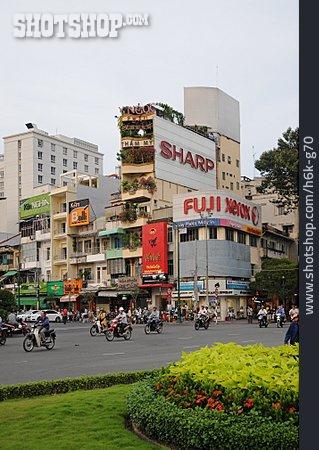 Urban Life, Vietnam, Ho Chi Minh City