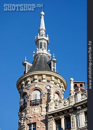 Steeple, Madrid, Spire