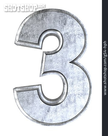 Number, Three