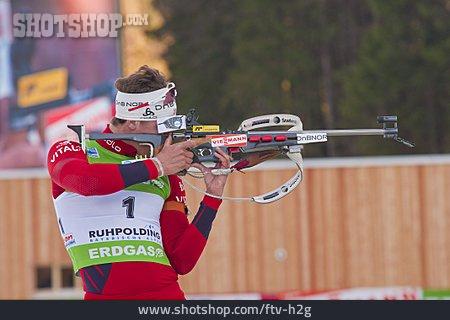 Shooting, Biathlon, Biathlete