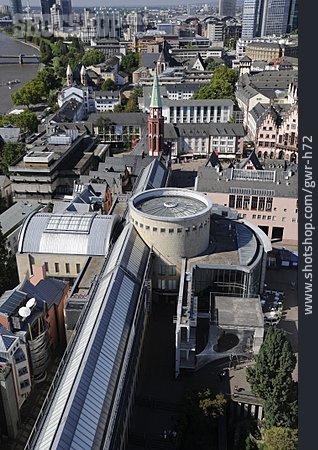 Museum, Frankfurt, Exhibition Hall