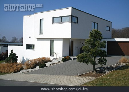 House, New Building, Detached House