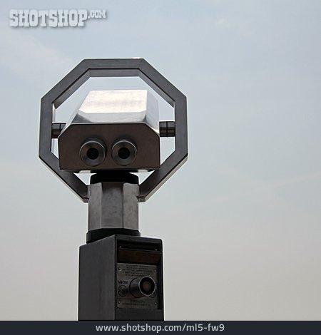 Binoculars, Telescope