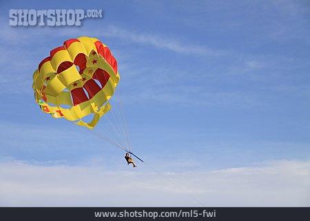 Parachute, Air Sport, Parasailing