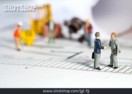 Construction Site, Construction Manager, Deal