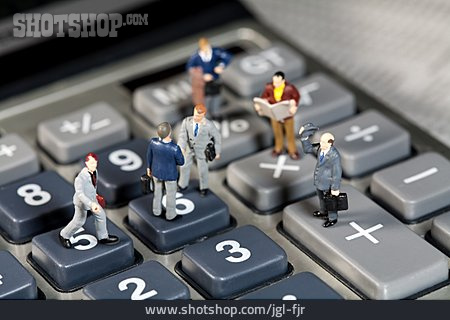 Accounting, Colleagues, Tax Accountant