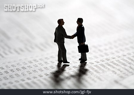 Contract, Business Partnership, Deal