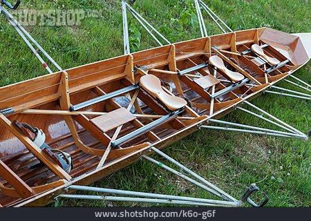 Rowboat, Sports Equipment, Team Sport