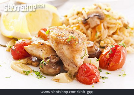 Poultry, Chicken Breast