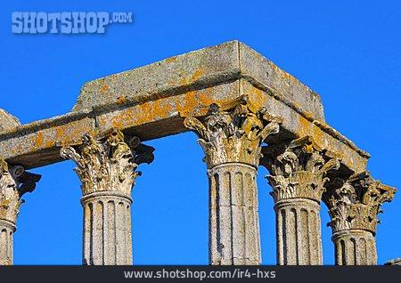 évora, Templo Romano