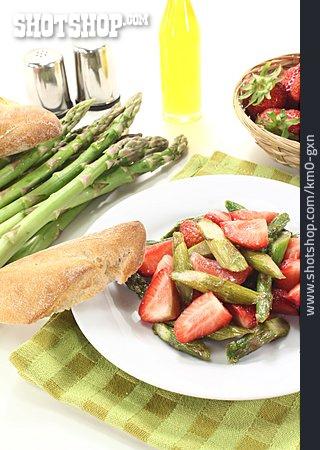 Asparagus Tips, Asparagus Salad