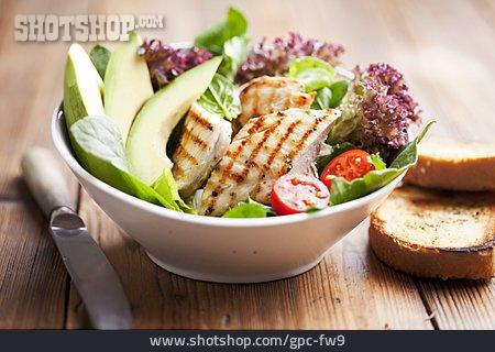 Salad, Mixed Salad