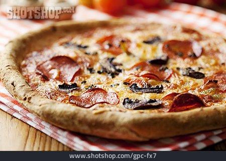 Italian Cuisine, Pizza
