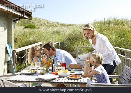 Summer, Breakfast, Holiday Villa, Family, Summer, Family Life