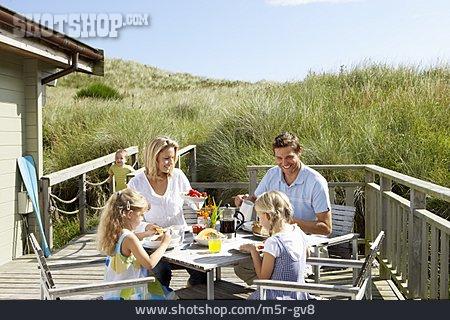 Breakfast, Holiday Villa, Family, Family Life