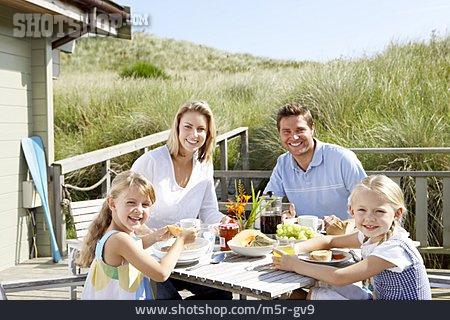 Summer, Breakfast, Holiday Villa, Family, Patio, Family Life