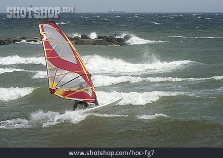 Surfer, Windsurfer