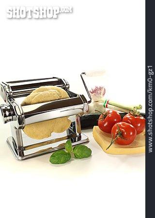 Dough, Noodle, Pasta Machine