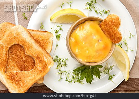 Meat Dish, Ragout, Ragout Fin