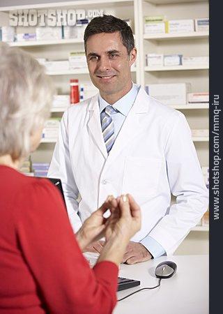 Pharmacy, Consumer, Customer, Pharmacist