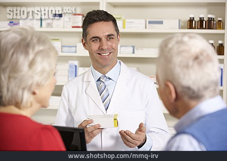 Advice, Pharmacy, Customer, Consumer, Pharmacist