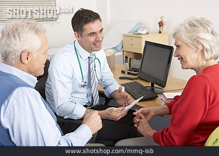 Doctor, Patient, Medical Center