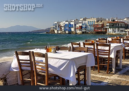 Tavern, Mykonos