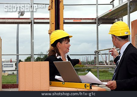 Construction Site, General Contractor, Architects