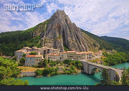 France, Provence, Sisteron