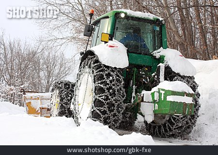 Winter, Shovel Snow