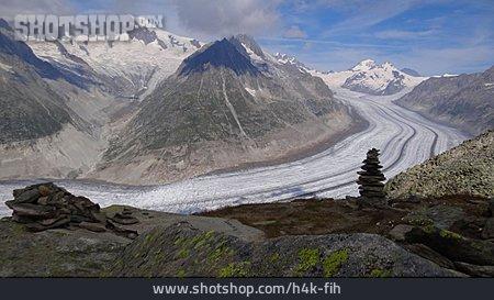 Glacier, Aletsch Glacier