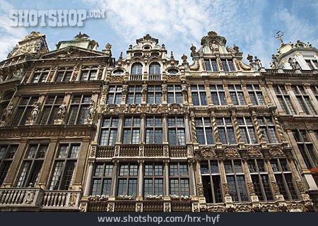 Brussels, Grote Markt, Guild House