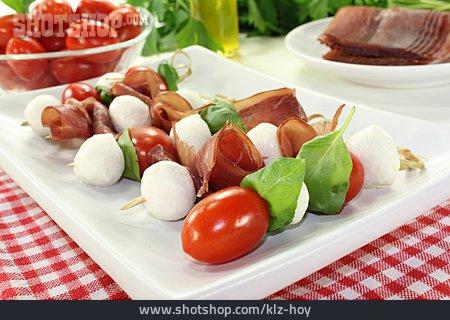 Mozzarella, Appetizer, Italian Cuisine