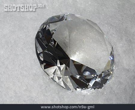 Precious Gem, Diamond, Jewel