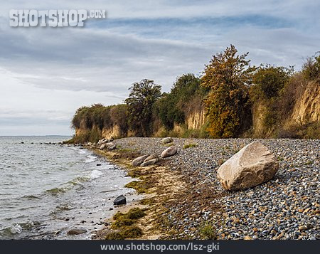 Baltic Sea Coast, Moenchgut, Klein Zicker