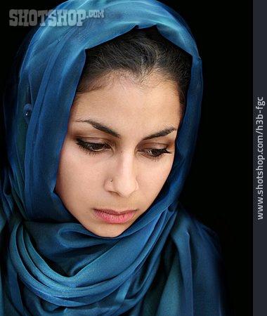 Young Woman, Woman, Islam, Believers, Muslima
