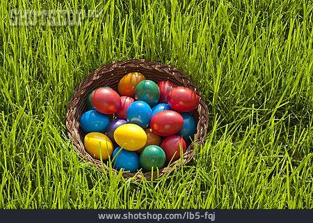 Easter, Easter Egg, Easter Nest, Hiding, Hidden