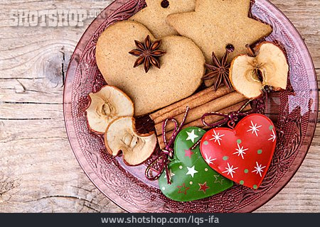 Pastry Crust, Christmas Cookies