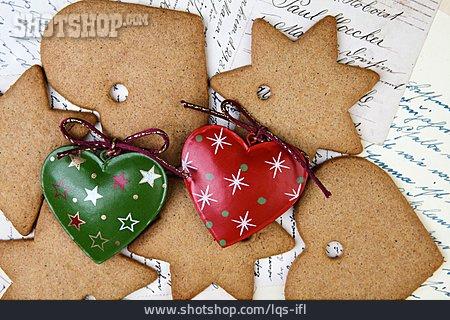 Christmas Cookies, Vehicle Trailer, Christmas Tree Decorations