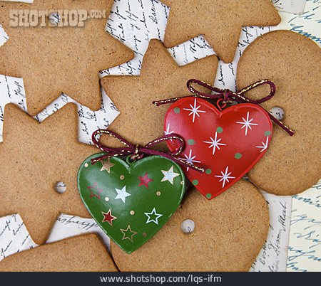 Christmas Cookies, Vehicle Trailer, Christmas Tree Decorations