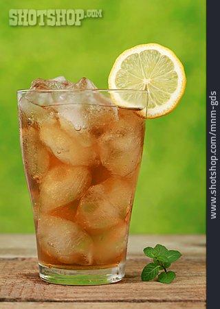 Lemon Tea, Ice Tea