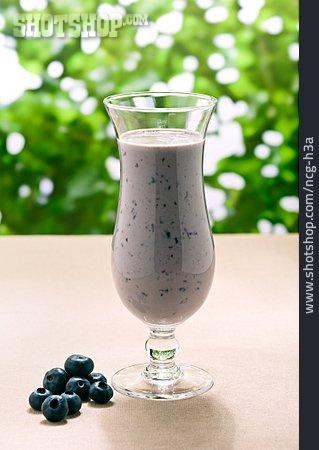 Milk Shake, Smoothie, Blueberry Milkshake