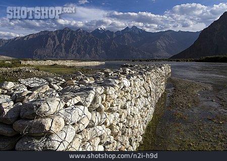 Mountain Range, India, Kashmir