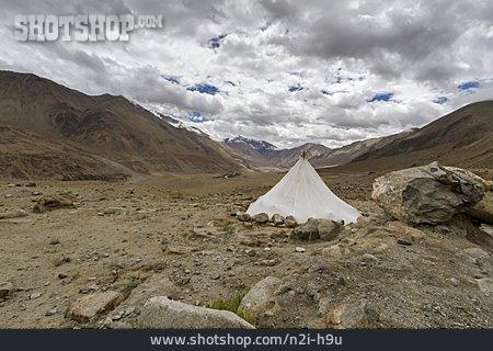 Mountainous Region, India, Kashmir