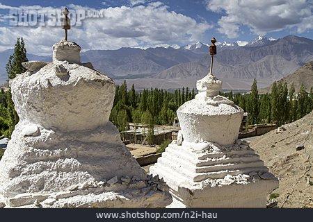 Buddhism, Stupa, Choerten